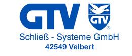 GTV, Schließsysteme, Sicherheitstechnik, Logo